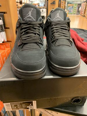 "Air Jordan Retro 4 ""Black Cat"" Size 9 for Sale in Orlando, FL"