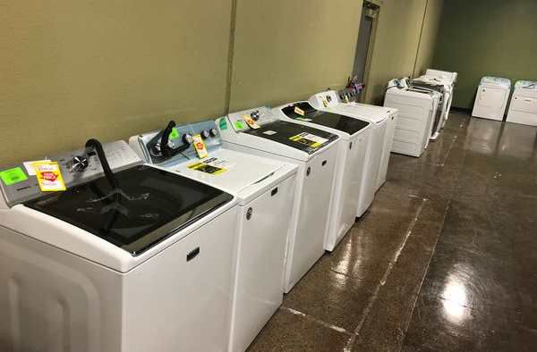 Top Load Washers ITW