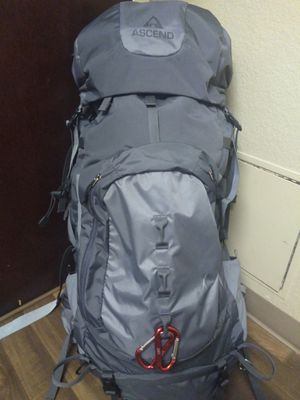 ASCEND PINTLER 90L HIKING AND CAMPING BACKPACK for Sale in Chino, CA