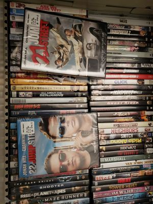 Movies for Sale in San Jacinto, CA