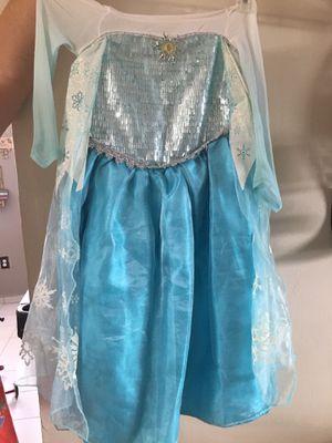 Disney Frozen: Elsa Costume for Sale in Hialeah, FL