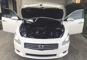 Clean title / carfax2OO9 Nissan Maxima S Price$14OO for Sale in Washington, DC