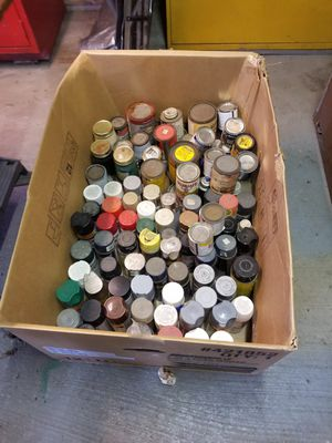 Spray paint and stain for Sale in Hampstead, MD