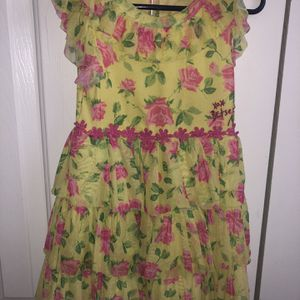 Beautiful Flower Dress/ Size 3T/Pick Up Only for Sale in Phoenix, AZ