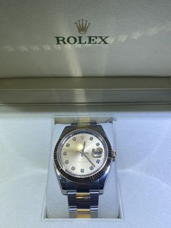 Rolex Date Just 41mm for Sale in Brooklyn,  NY