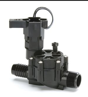 100DVMB - 1 in. DV Series Inline Plastic Residential Irrigation Valve - Male x Barb for Sale in Cedar Grove, NJ
