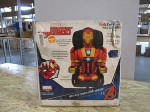 Avengers Contoured seat with extra padding provides support KidsEmbrace for Sale in Syracuse, UT