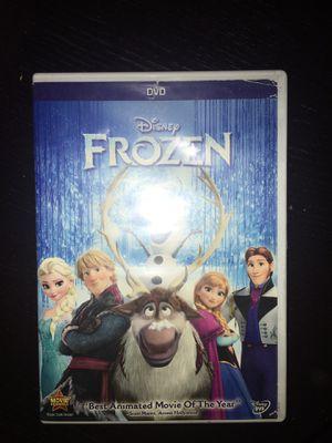 Disney Frozen DVD MOVIE for Sale in Los Angeles, CA