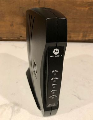 Motorola SURFboard cable modem Model SB5101U Excellent condition for Sale in Bothell, WA