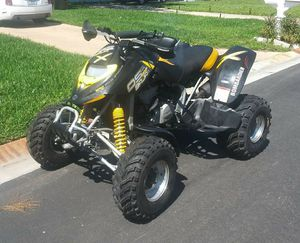 Can am bombardier 2002 650cc for Sale in Kissimmee, FL