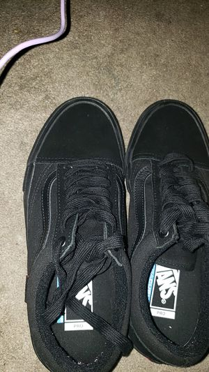 6 1/2 vans shoes for Sale in Lemon Grove, CA