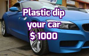 Plasti dip for Sale in Los Angeles, CA