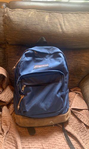 Blue Jansport Backpack for Sale in El Monte, CA