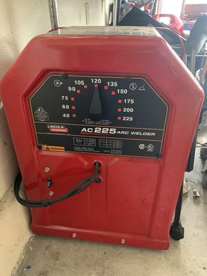 Lincoln Electric AC225 ARC WELDER for Sale in Compton, CA