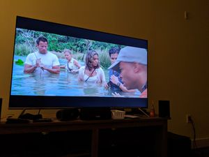 "Samsung 55"" 8000 Series 4K HDTV TV for Sale in North Springfield, VA"