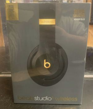 Beats By Dre Studio 3 Wireless Headphones NIB for Sale in Morrisville, PA