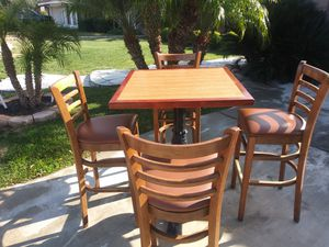TABLE BAR & RESTAURANTS $300 SET for Sale in Long Beach, CA