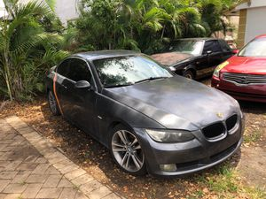 2007 BMW 335 HARD TOP for Sale in Hollywood, FL