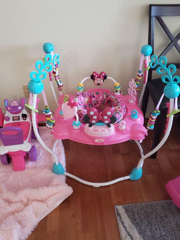 Baby Minnie Jumper!