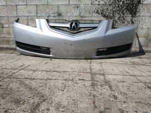 Front Bumper Cover Parrachoque Defensa Fits 04 05 06 Acura TL for Sale in Miami, FL
