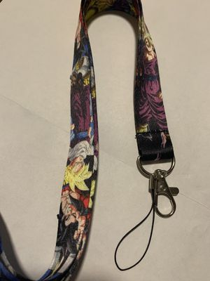 Dragonball z Lanyard ID Cardholder for Sale in Tacoma, WA