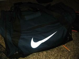 Nikey blue duffle bag for Sale in San Antonio, TX