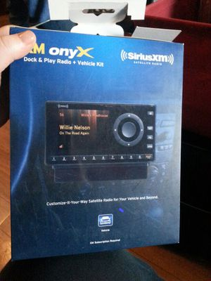 SiriusXM Radio for Sale in Gambrills, MD