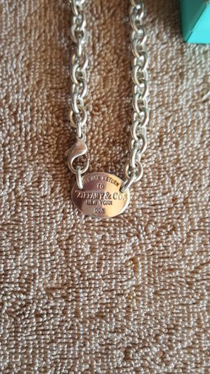 Tiffany and Company necklace for Sale in Anaheim, CA