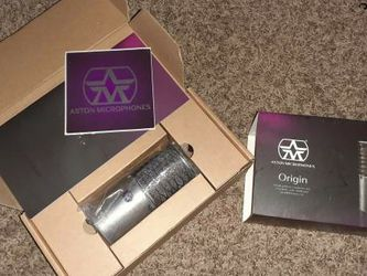 Aston Origin Microphone for Sale in Dallas,  TX