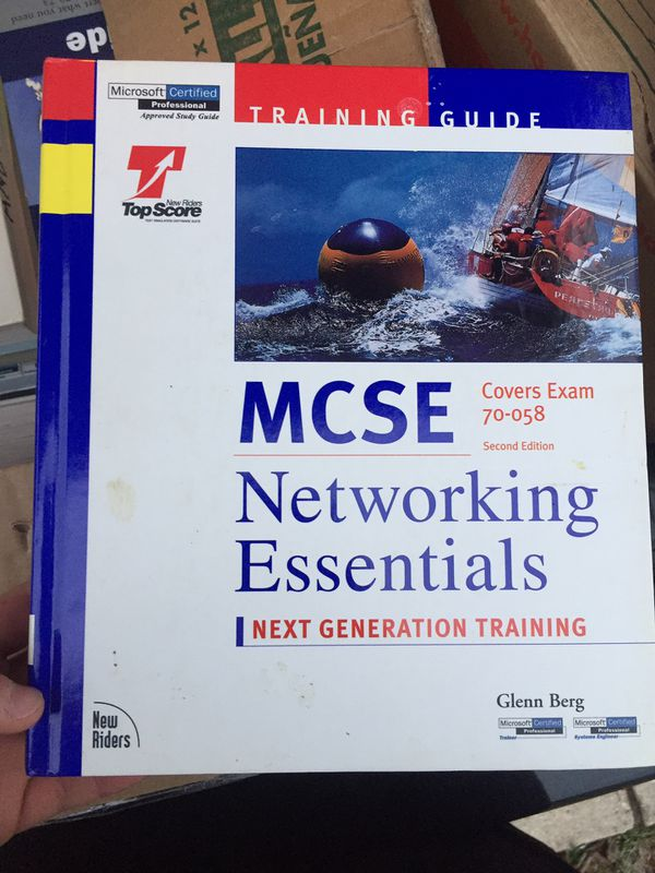 MCSE networking essentials
