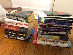 Different bunch of books for Sale in Hyattsville, MD