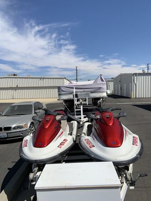 Water craft skis POLARIS VERAGE for Sale in Hemet, CA