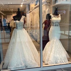 WEDDING DRESSES RENT OR BUY for Sale in Brockton, MA
