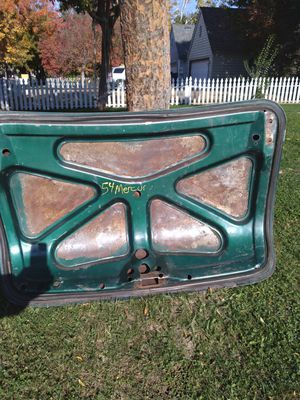 54 mercury trunk lid .clean.as is for Sale in Fresno, CA
