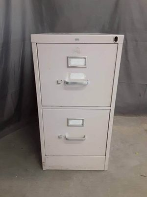 Hon Two drawer filing cabinet $29 for Sale in Boise, ID