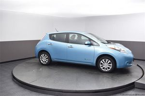 2015 Nissan Leaf for Sale in Burien, WA