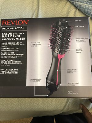 Revlon 40$ Hair Dryer/Volumizer for Sale, used for sale  Marietta, GA