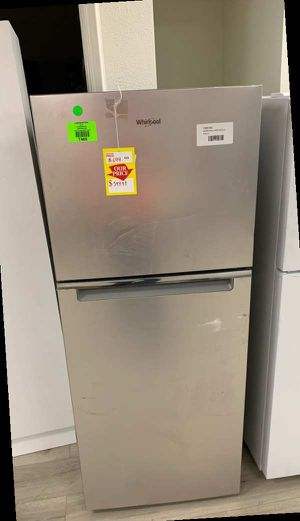 WHIRLPOOL WRT112CZJZ TOP FREEZER REFRIGERATOR E 8K for Sale in Hawthorne, CA