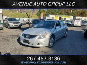 2012 Nissan Altima 2.5 S for Sale in Philadelphia, PA