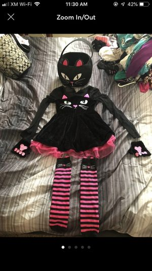Black cat Halloween Costume for Sale in S ABINGTN Township, PA