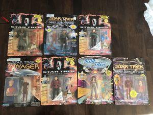 Lot of vintage Star Trek action figures. for Sale in Smyrna, TN
