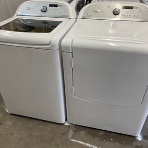 Whirlpool Washer And Whirlpool Electric Dryer for Sale in The Colony, TX