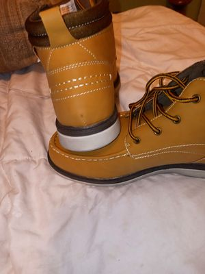 Xray work boots, new. 10 1/2 for Sale in Downey, CA