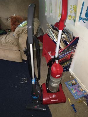 2 vacuums for Sale in Henrico, VA