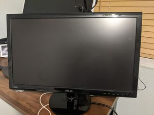 Asus 24 inch monitor with HDMI port for Sale in Everett, WA