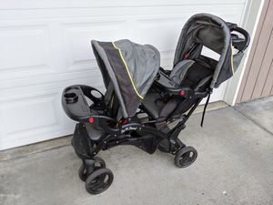 Sit and stand double stroller for Sale in Issaquah, WA