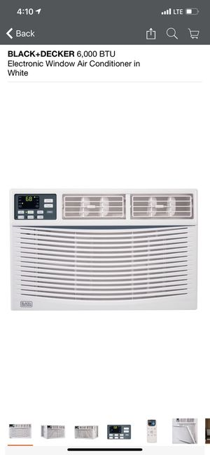 Air conditioner new in box for Sale in Bakersfield, CA