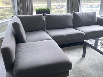 Grey Sectional From London for Sale in McLean,  VA