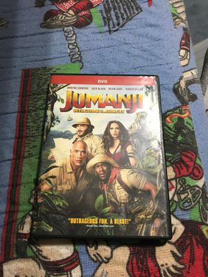 Jumanji Welcome to the Jungle for Sale in Dallas, TX