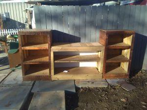 3 heavy duty utility shelves for Sale in Lyman, SC